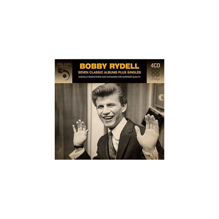 Bobby Rydell - 7 Classic Albums Plus Singles (CD)