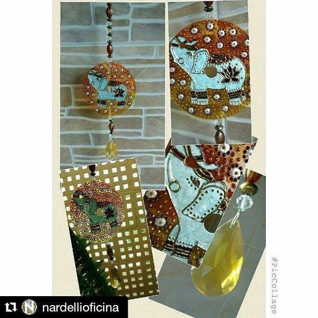 #Repost @nardellioficina with @repostapp  Mandala Elefante da Sorte. O elefante é um animal muito venerado pelos indianos tendo uma simbologia de poder paciência vida longaamizade e prosperidade. Na cultura ocidental tem sido muito valorizado sendo bastante recomendado pelo feng shui ter uma imagem de elefante em casa. #mandala #mandalando #mandalarte #mandaladecd #mandalaterapia #elefante #sorte #prosperidade #cores #ambiente #decoracao #fengshui #beleza #colorindoavida #relaxamento…