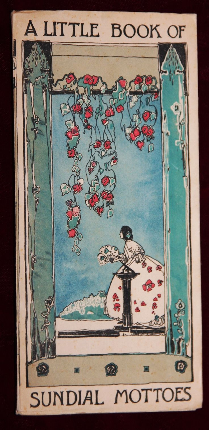 ... JESSIE M. KING illustrated Arts and Crafts / Art Nouveau / Glasgow