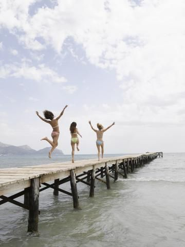 A 10-Step Guide to the Ultimate Girls Getaway | Do you miss your friends? The ones you never see? The ones you met in college, or camp, or nursery school, and still cherish beyond measure even though adult life precludes you from getting together pretty much ever? It may be time for a Mystery Trip.