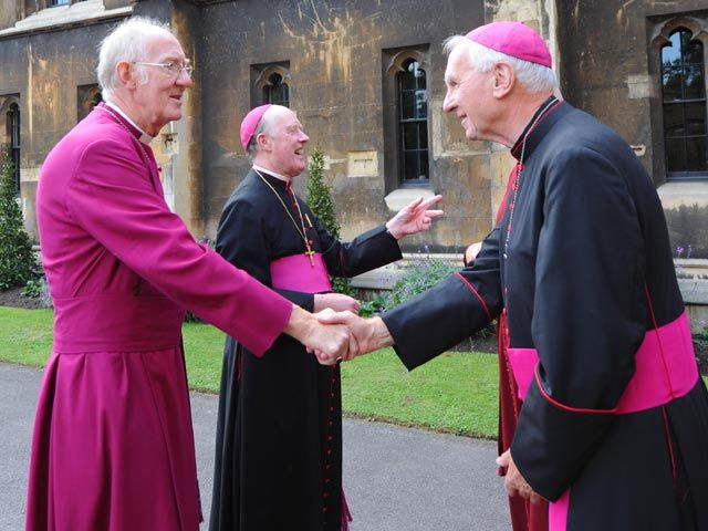 4D Catholic News reports on meeting of Catholic Bishops and Anglican Bishops and start of ARCIC III