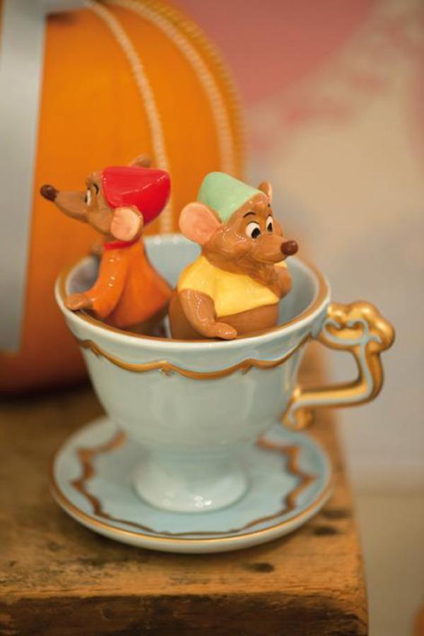Cinderella Princess Girl Disney 4th Birthday Party Planning Ideas