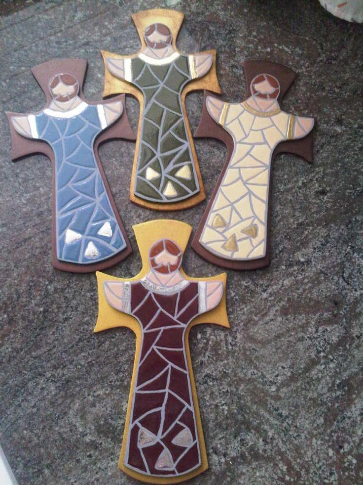 Cruces en falso mosaico de Carolina VP