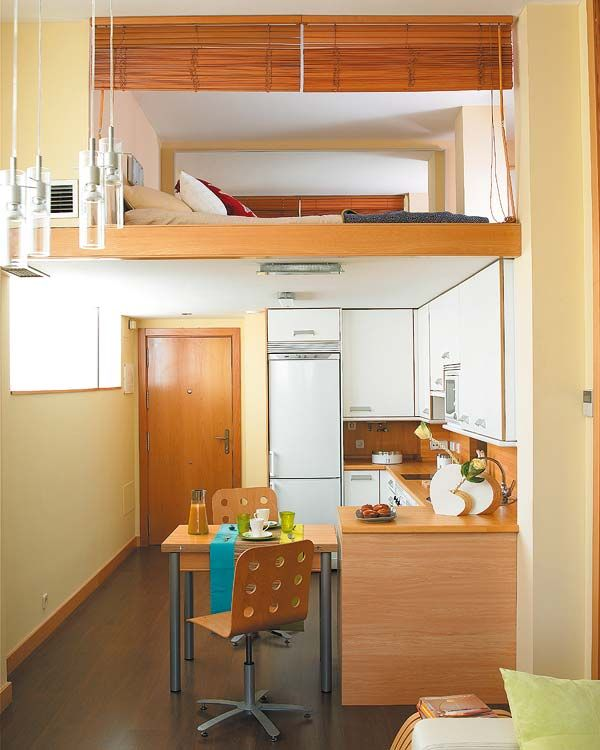 Best 25+ Small space interior design ideas only on Pinterest ...