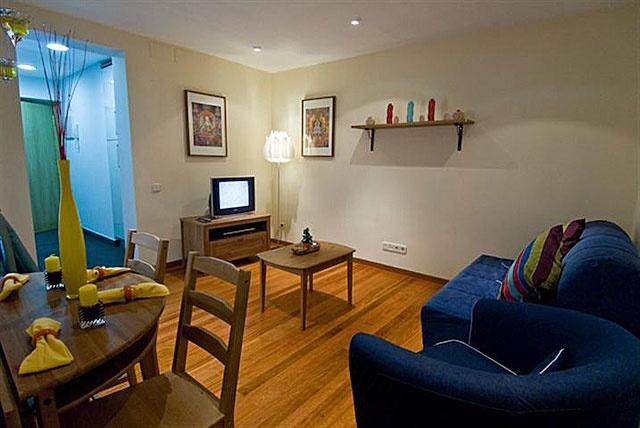 Madrid Apartment Prado C3