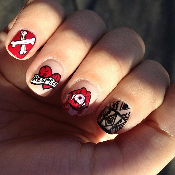 Japanese Nail Art: 17 Best Images About Impossible Japanese Nail Art Designs