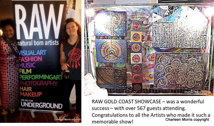 """RAW GOLD COAST  Showcase """"Current"""" 26th Nov 2014"""