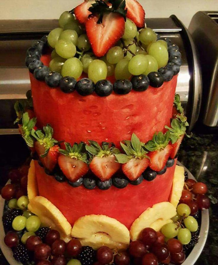 ... cakes fruit wedding cake wedding cakes watermelon fruit cakes birthday