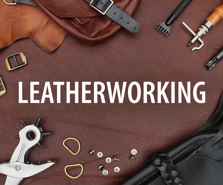 Beginning Leatherworking Class