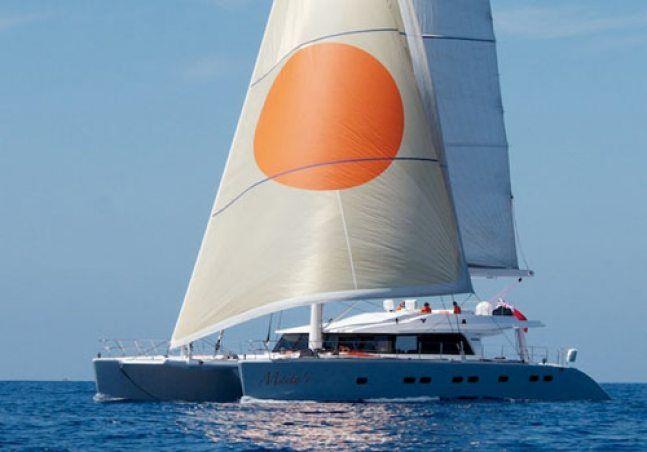 Charter Sailing Catamaran - MAITA'I - Sunreef Charter
