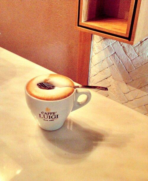 Caffee time.. by caffee luigi!!
