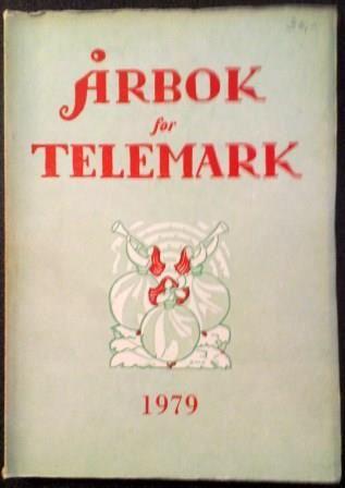 Årbok for Telemark 1979 - brukt bok