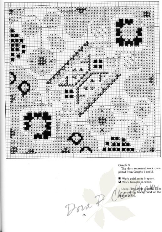 Gallery.ru / Фото #72 - Needlepoint Designs from Oriental Rugs - Dora2012