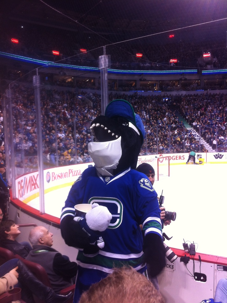 Aren't we all Vancouver Canucks fans?
