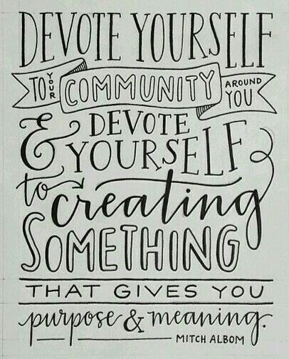 Community Service Quotes Endearing 16 Best Wise Words Images On Pinterest  Wisdom Words And Feminism