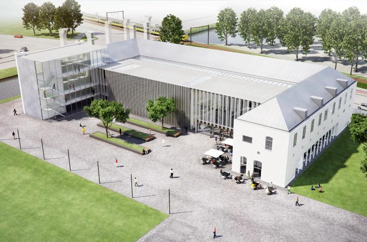 Cacaofabriek in Helmond. Vanaf 2014!