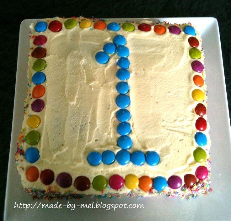 109 Best Easy Homemade Birthday Cakes Images On Pinterest Homemade