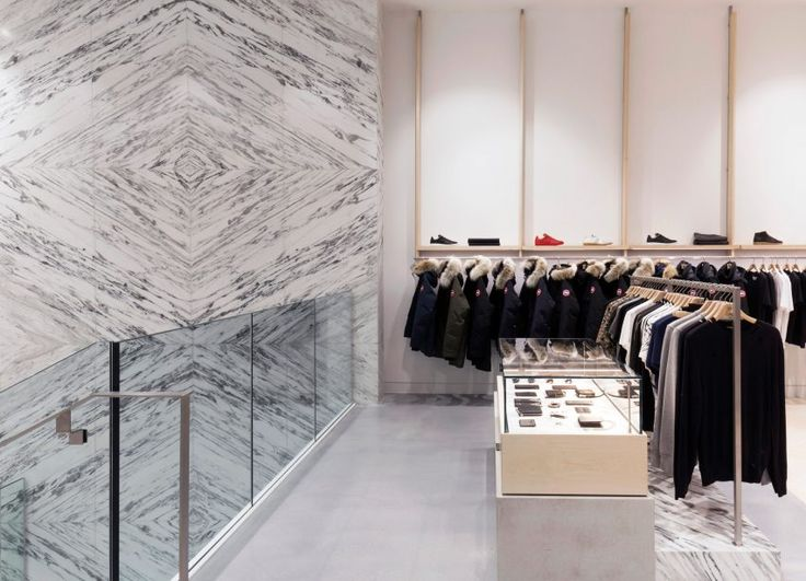 Brinkworth Uses Mirrors And Marble For End Clothings New Glasgow Store