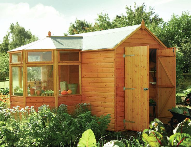 15 garden trends for 2018 that will help to transform your outside space - Garden Sheds Eugene Oregon