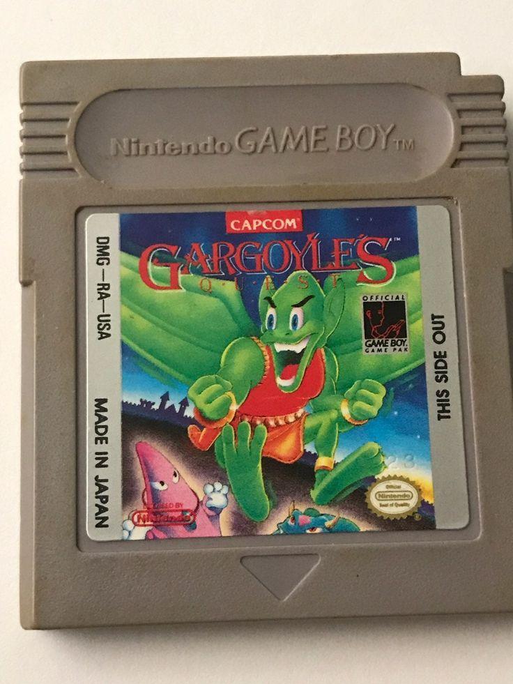 FREE SHIPPING Gargoyles Quest II for the original Nintendo