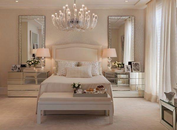 Os quartos decorados com lustres deixam o ambiente sofisticado e maravilhoso! Os lustres com seu estilo clássico combinam com todos os...