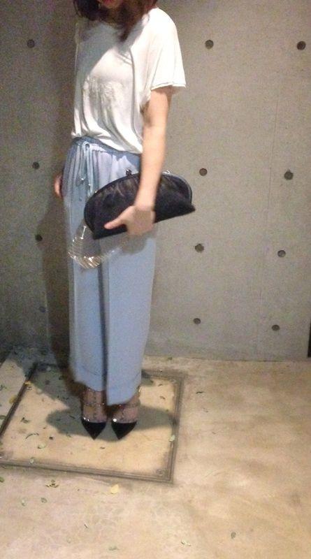 Tops / ChloePants / JOSEPHBag / VintageShoes / ValentinoCoat / Stunning Lure