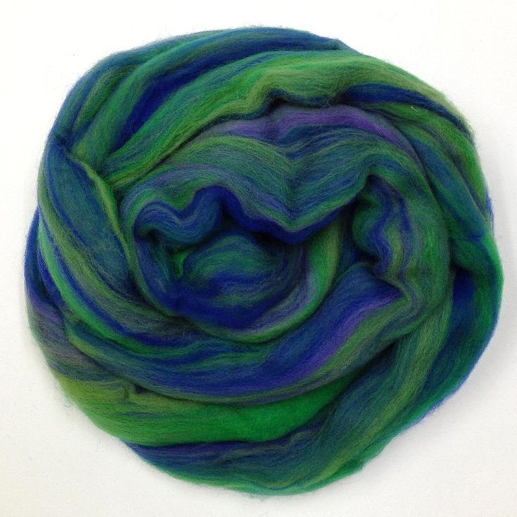 Buy Merino Wool Roving 80g - Ocean Multi now, pay later at TheWoolRoom.com.au. Afterpay Knitting & Crochet | Wool Roving & Fibre | Spinning, Carding & Felting and natural fibre items made from alpaca, cashmere, merino wool and possum fur | The Wool Room:
