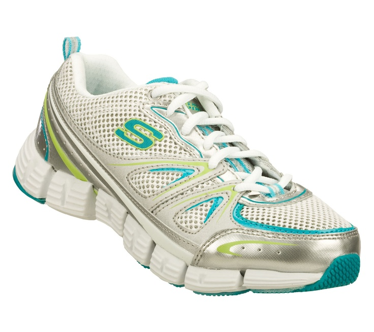 My new Sketchers tennis shoes