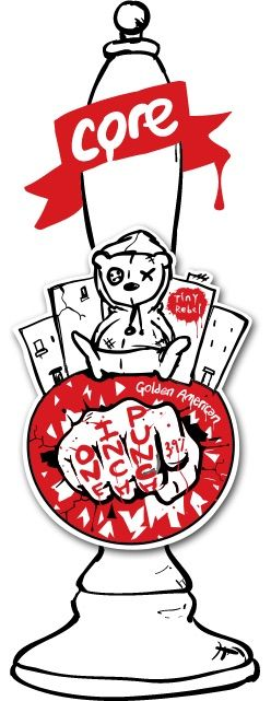 11/2/2016 One Inch Punch - Tiny Rebel Brewery - 3.9% - Urban Tap House