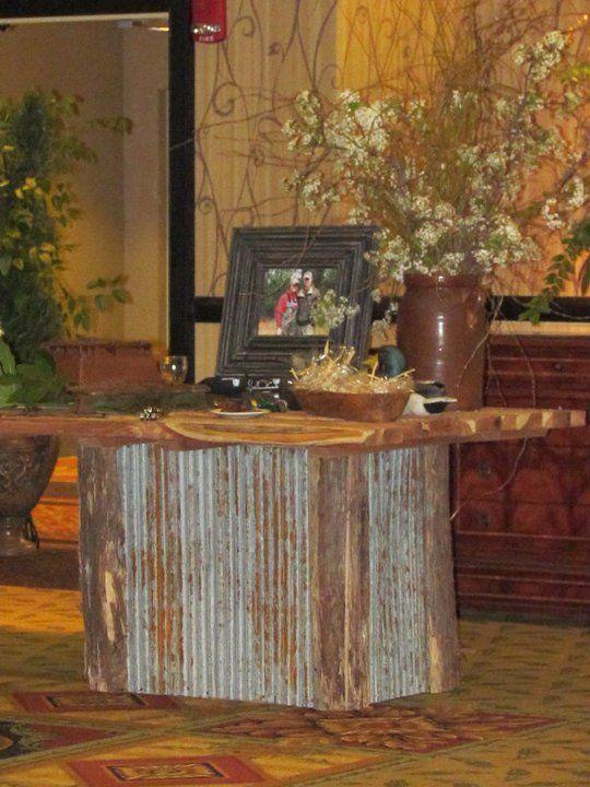 cute for a grooms table i am loving the outside venue idea i think you
