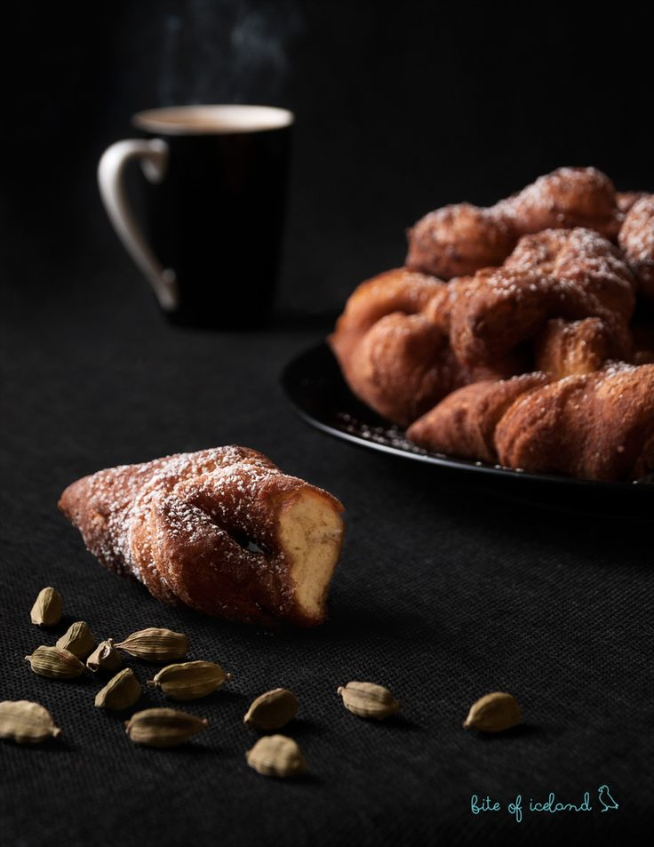Kleinur, a Scandinavian version of doughnuts, are a very popular treat in Iceland and everyone just loves them. Icelanders eat tons of them, that's not a joke. Yum-yum! Check out our recipe.