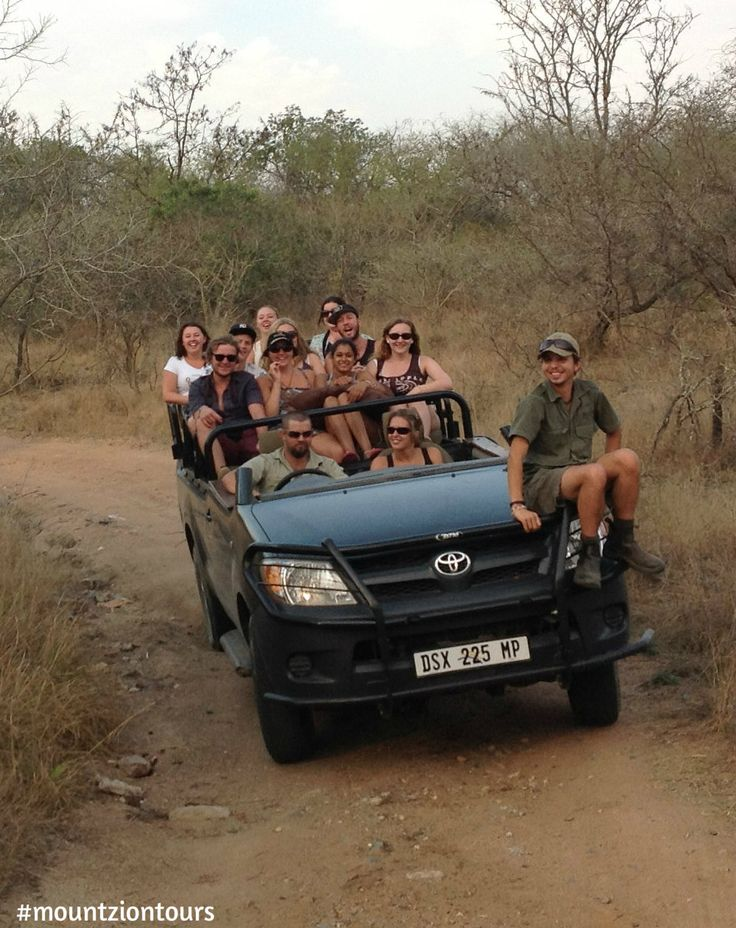 Go on a 4x4 Open Vehicle Safari in the Kruger National Park. Morning or afternoon Safaris and full day Safaris.