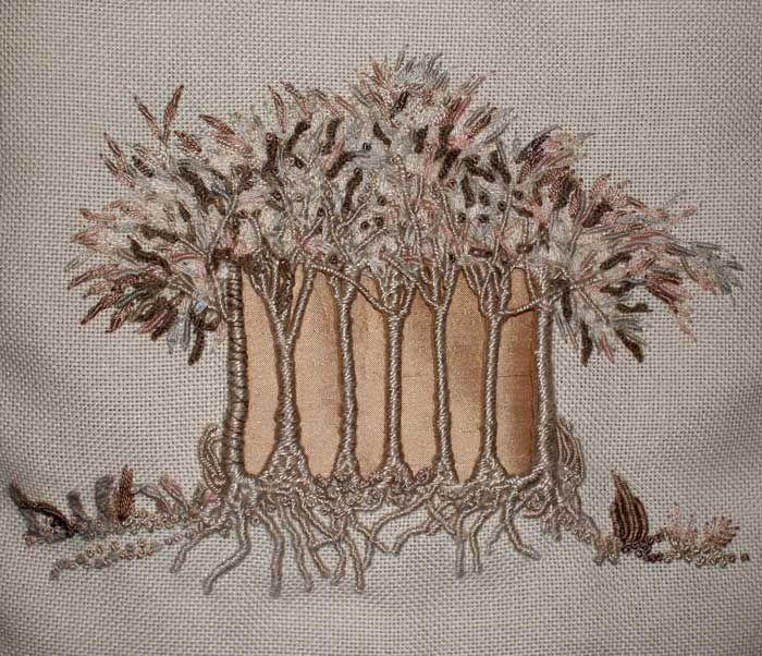 112 best les arbres ajour s images on pinterest trees for Fil de couture