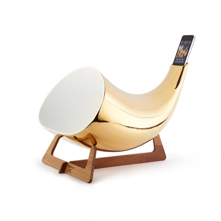 Megaphone Gold by en $639