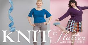 Knitting instructions - Knit To Flatter