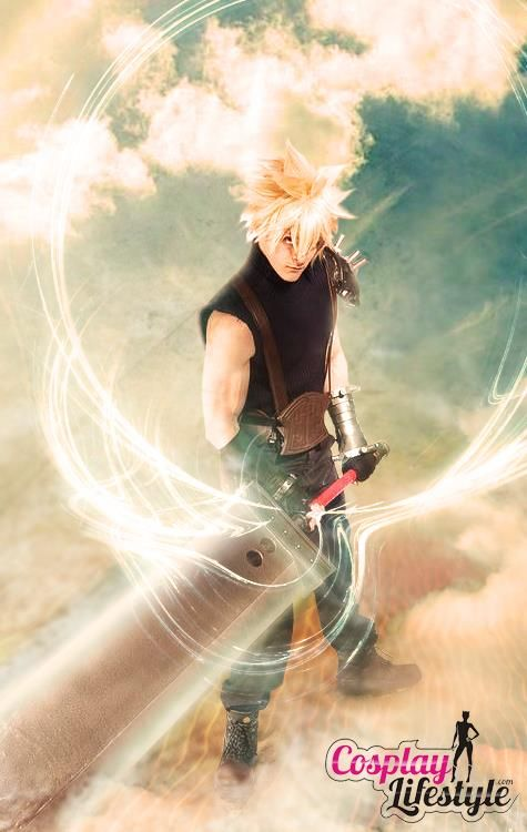 Cloud Strife, Final Fantasy Cosplay   Featured Cosplayers   This month we are very happy to share with you the work of Piltover City Customs who recently sent us a photo of his Cloud Strife, Final Fantasy Cosplay. Piltover City Customs loves making things and being able to create unique items… his buster sword is over six feet tall!   http://cosplaylifestyle.com/blog/cloud-strife-final-fantasy-cosplay/