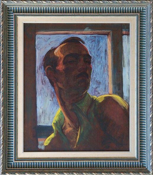 Kováts P. Géza – Autoportret