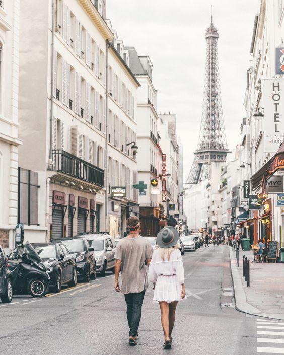 paris in 72 hours - eiffel tower
