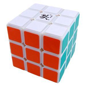 DAYAN 5 ZHANCHI - BLANC (3X3X3) DAYAN 5 ZHANCHI - WHITE (3X3X3) CASSE-TÊTES / PEINTURES