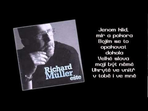 Richard Müller - Klid, mír a pokora