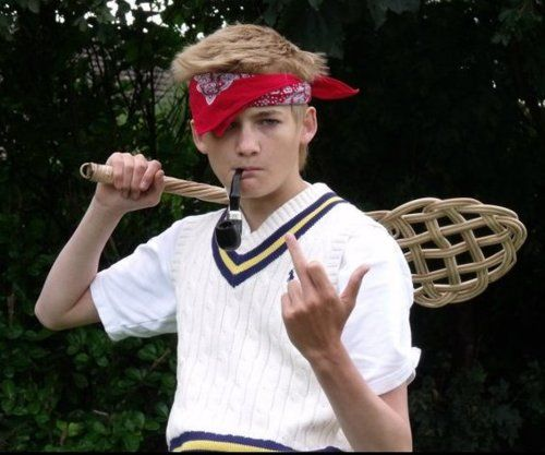 Jack Gleeson didn't choose the thug life, the thug life chose him.