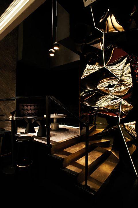Tazmania Ballroom Restaurant, Hong Kong by  Design Research Studio