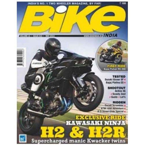 #Bike Magazine Men's Interest