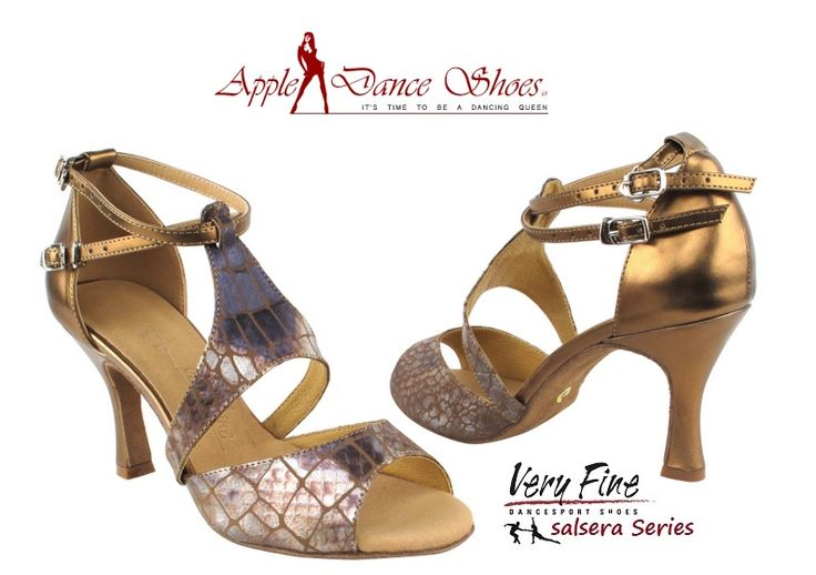 SERA7004 Copper **Also available in Silver, Red, Gold** Appledanceshoes.com