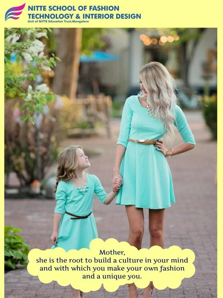 Mother Is The One Who Creates Basic Knowledge About Fashion To His Child So Lets Celebrate A Day Dedicated To Our Mother Fashion Fashion Design Summer Dresses