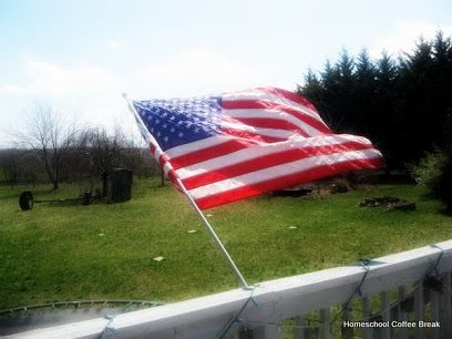 I is for Independence Day History Lesson on Homeschool Coffee Break @ kympossibleblog.blogspot.com