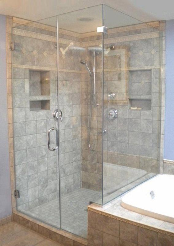 Frameless Custom Heavy Glass Shower Doors Amp Enclosures