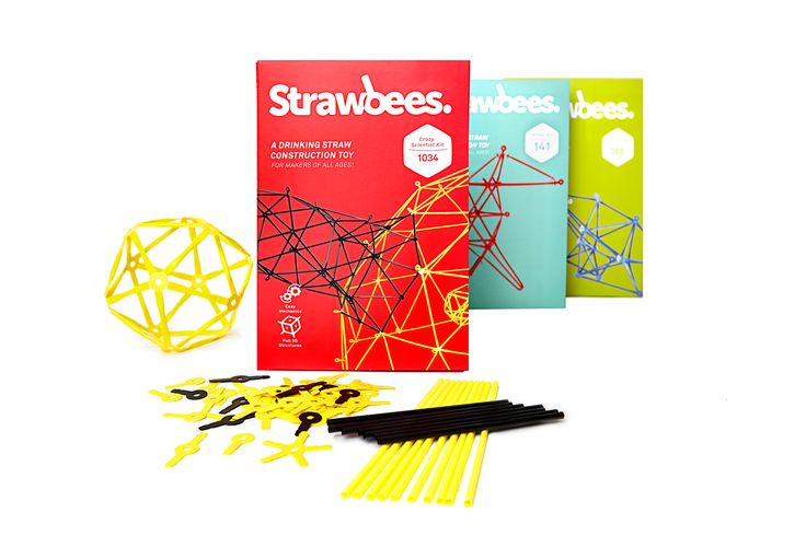 The Crazy Scientist kit is our biggest retail kit with 1034 pieces in white and a second random colour, and sample straws (100). With this kit you can build almost anything, from a replica of the golden gate bridge to a mechanical moving transformer. Start creating your own mad scientist lair full of weird and …