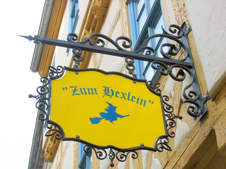 Zum Hexlein - Gotha, Thuringia