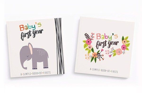 Baby Memory Books by Lucy Darling